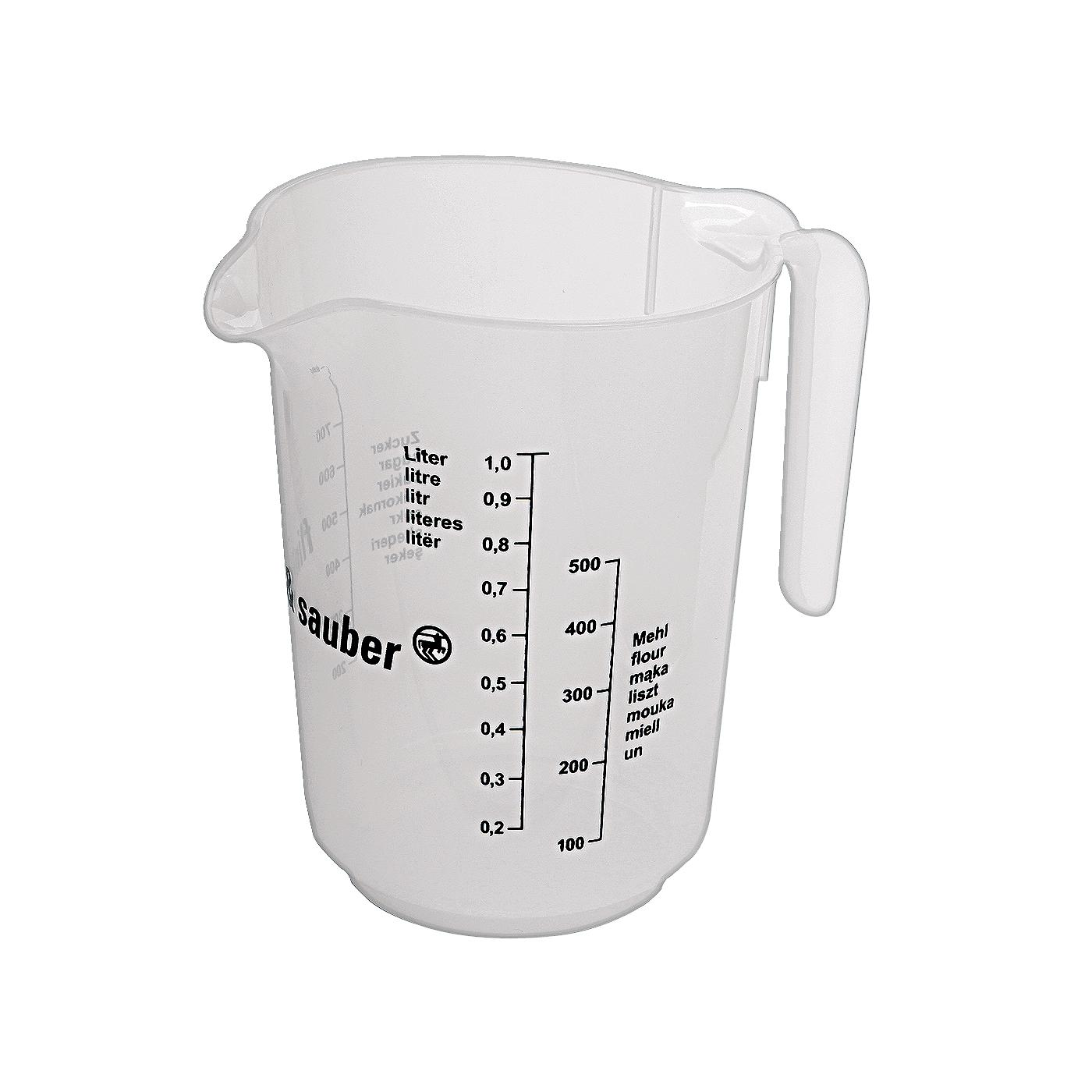 Messbecher Cup Measuring Cup With Messbecher Cup Messbecher Ml