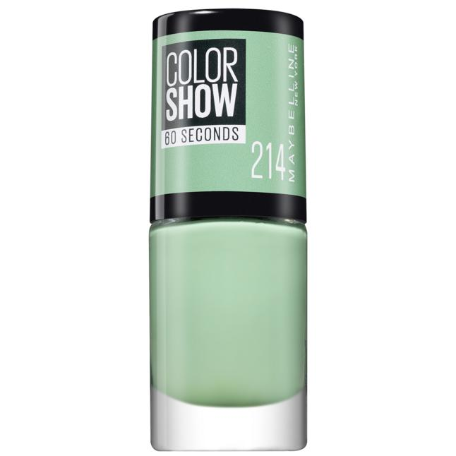 Maybelline New York ColorShow Nagellack 320 - green with envy