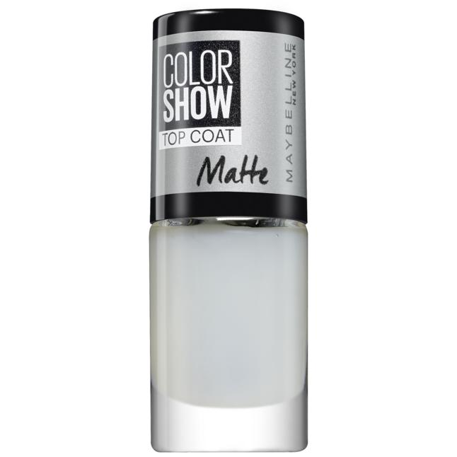 Maybelline New York ColorShow Nagellack 81 - matte about it