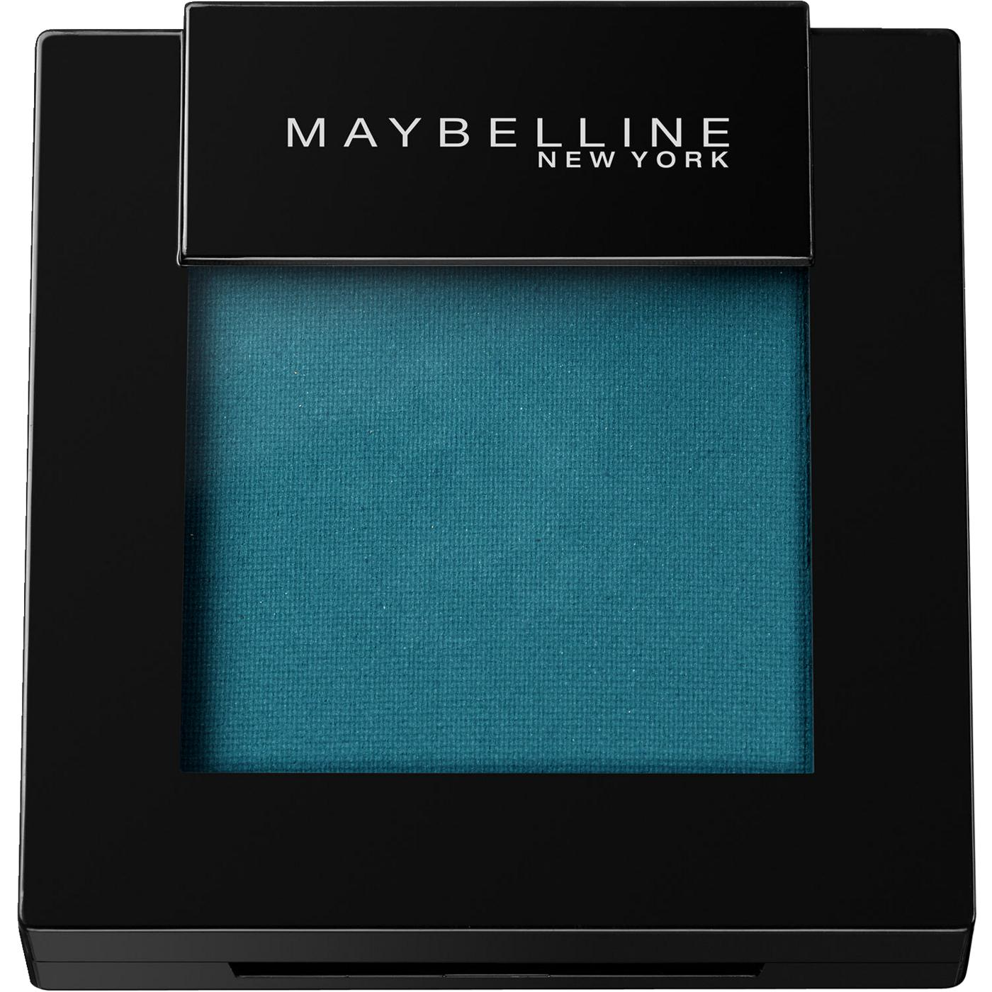Maybelline New York Color Sensational Mono Lidschatten Pure Teal 95