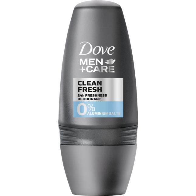 Dove Men+Care Clean Fresh Deo Roll-on 2.78 EUR/100 ml