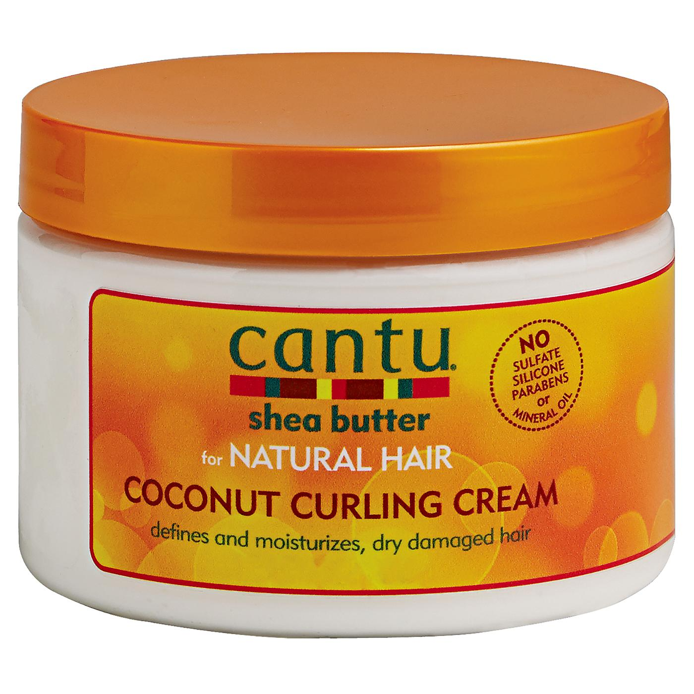 Cantu Shea Butter Coconut Curling Cream Locken Creme Online Günstig