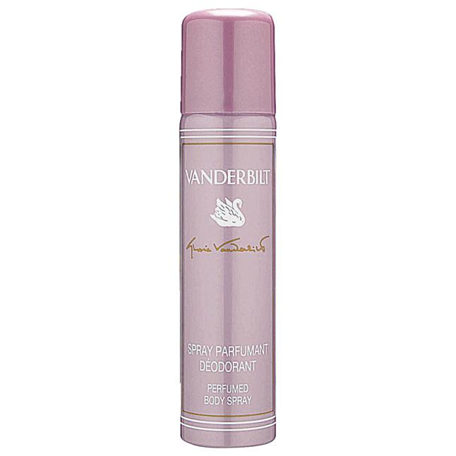 Vanderbilt Gloria Parfumant Deodorant Spray 4.66 EUR/100 ml