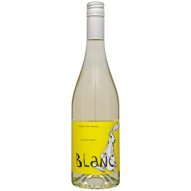 KING RABBIT KING RABBIT Blanc 4.39 EUR/1 l