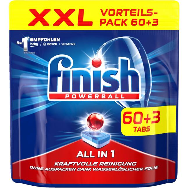 Finish Finish Powerball All in 1 Tabs 7.93 EUR/1 kg
