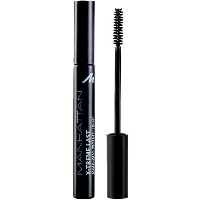 Manhattan X-Treme Last Mascara Waterproof 1010N