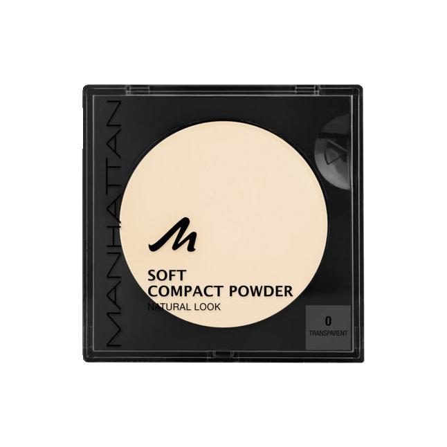 Manhattan Soft Compact Powder Transparent 0