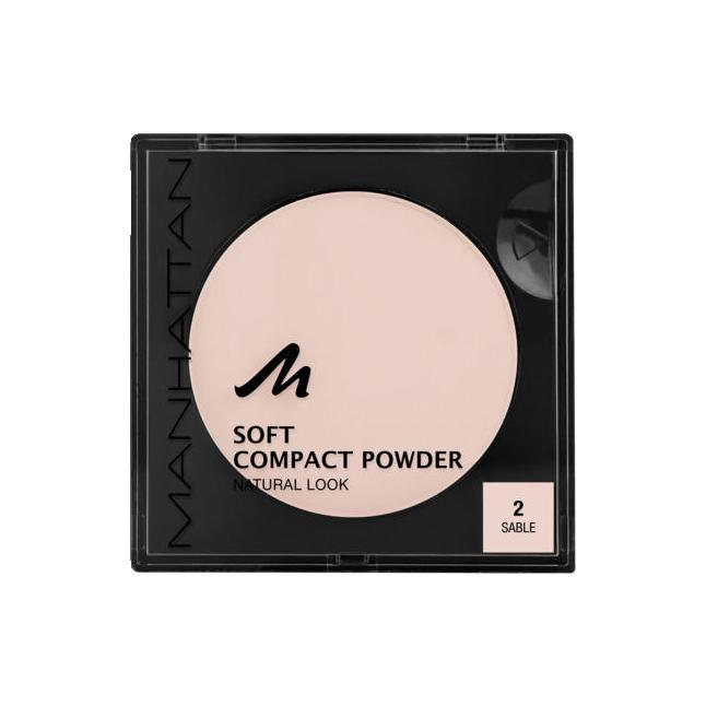 Manhattan Soft Compact Powder Sable 2
