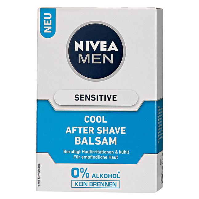 NIVEA MEN Cool After Shave Balsam sensitive