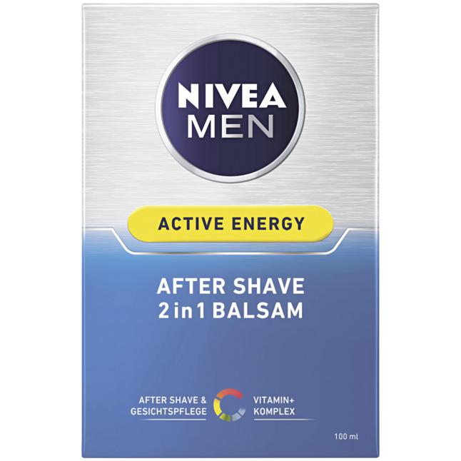 NIVEA MEN Active Energy After Shave 2in1 Balsam