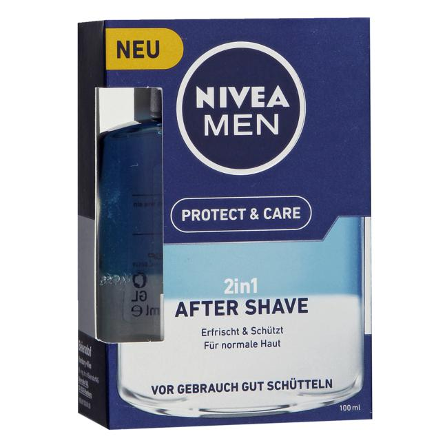 NIVEA MEN Protect & Care 2in1 After Shave