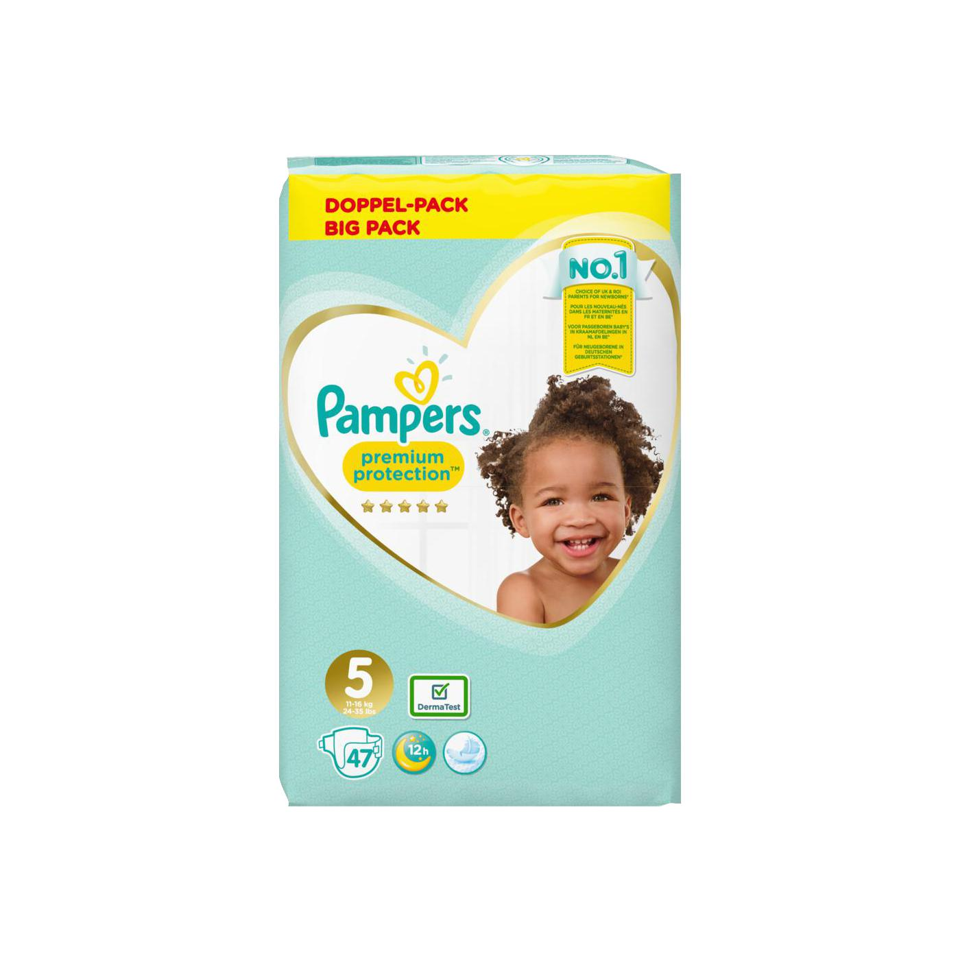 Pampers premium protection gr.5