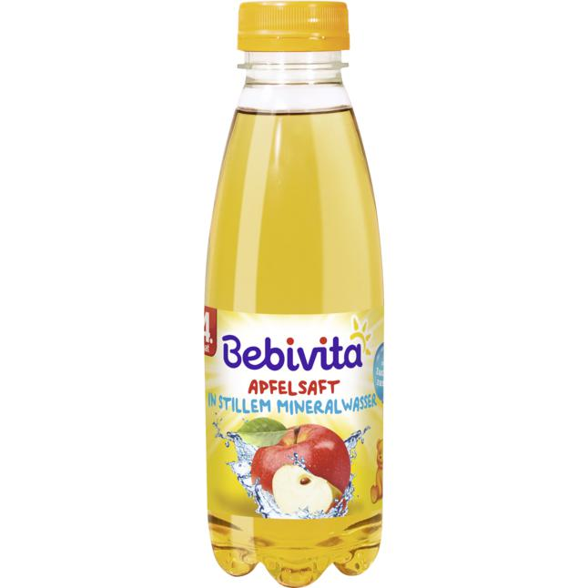 Bebivita Apfelsaft in stillem Mineralwasser 1.50 EUR/1 l (6 x 500.00ml)