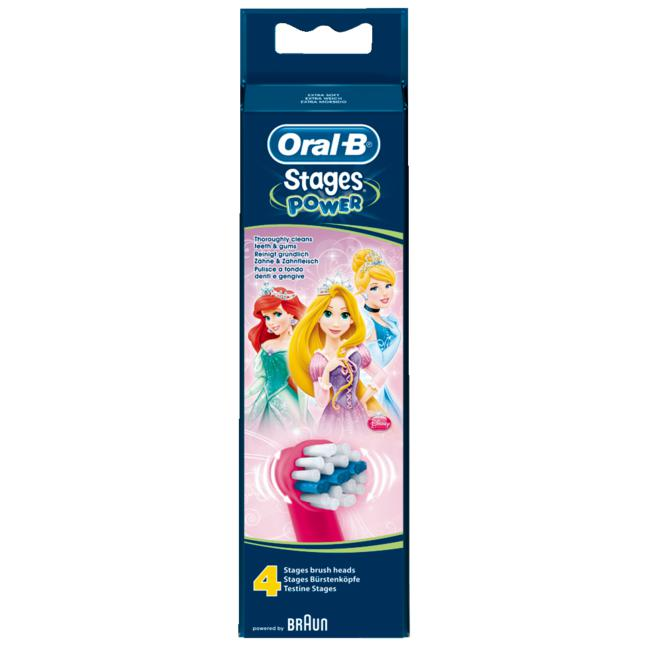 Oral-B Stages Power · Oral-B Stages Power Zahnbürsten-Aufsteckbürsten