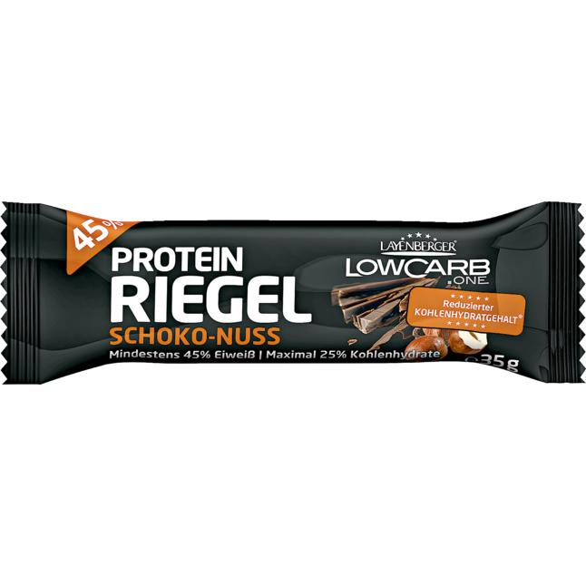 Layenberger LowCarb.one Protein Riegel ´´Schoko-Nuss´´ 3.69 EUR/100 g