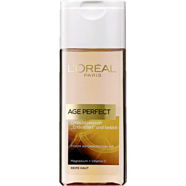 L'Oréal Paris Age Perfect Gesichtswasser 1.75 EUR/100 ml