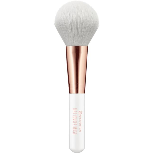 essence flat powder brush