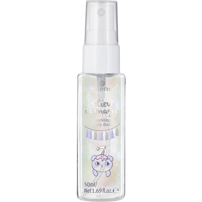 essence believe in magic sparkling body dust 3.98 EUR/100 ml