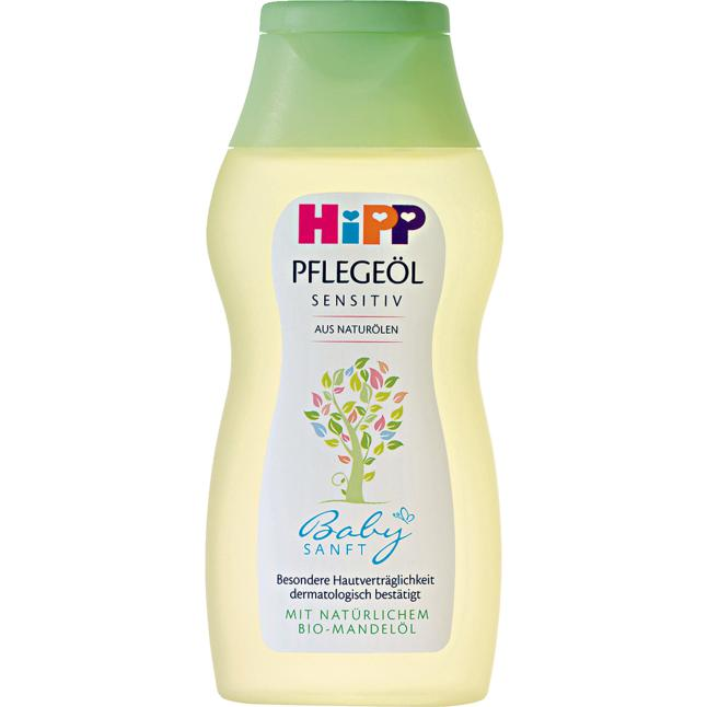 Hipp · HiPP Massage-Öl 200 ml