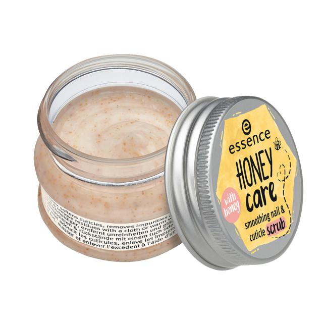 essence Honey Care Smoothing Nail & Cuticle Scrub 6.28 EUR/100 ml