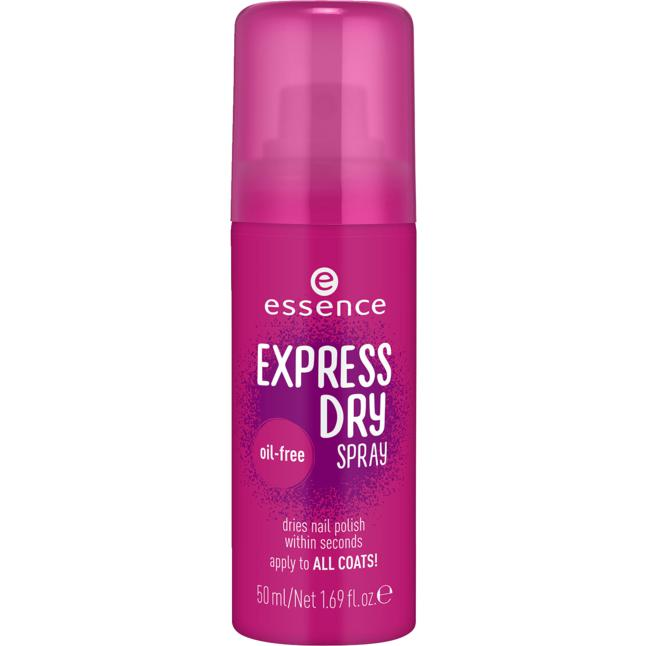 essence express dry spray 3.42 EUR/100 ml
