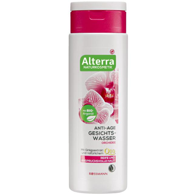 Alterra Anti-Age-Gesichtswasser Orchidee 1.53 EUR/100 ml