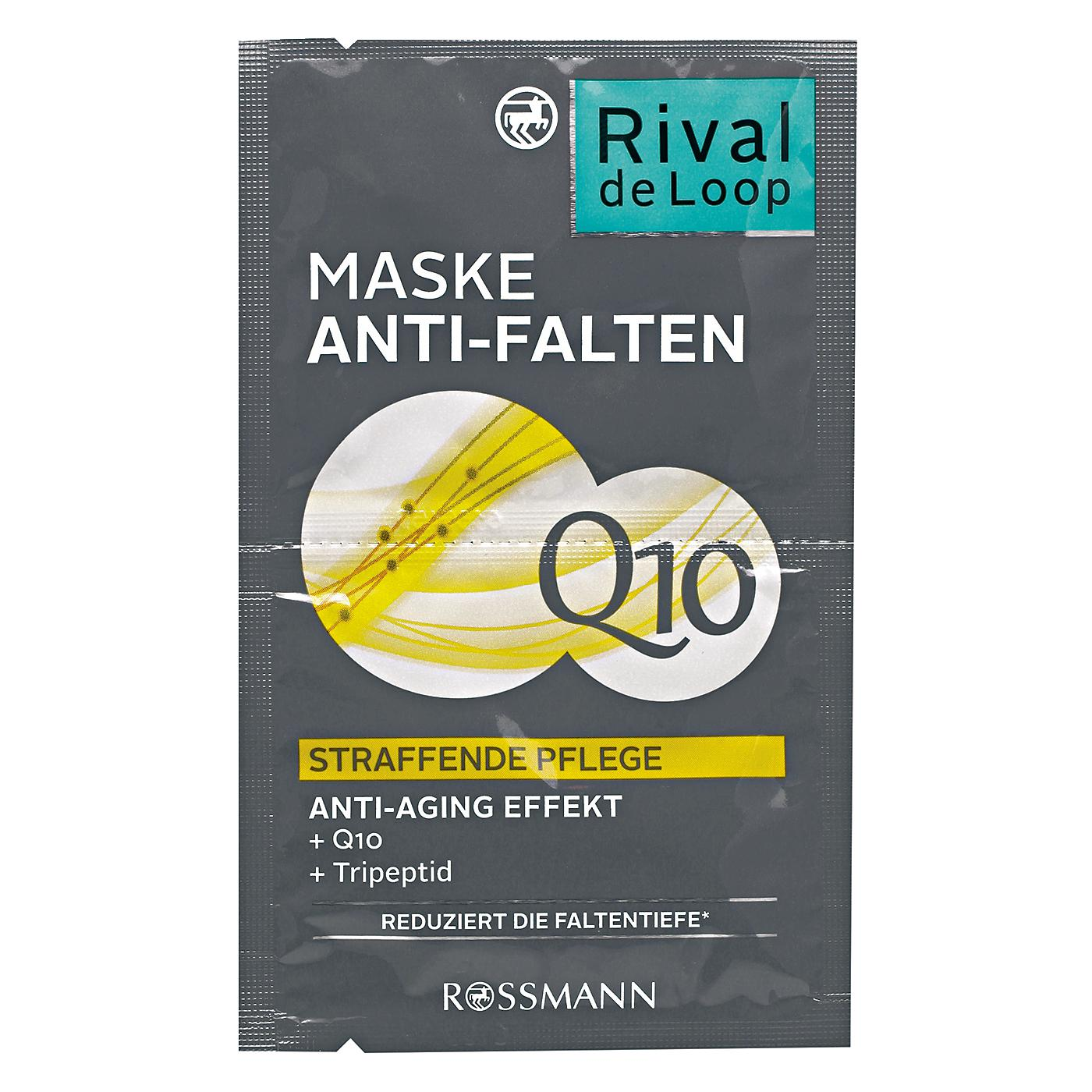 Rival De Loop Anti Falten Maske Q10 Rossmann Business Partner