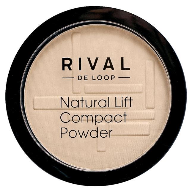 Rival de Loop Natural Lift Compact Powder 02 ivory