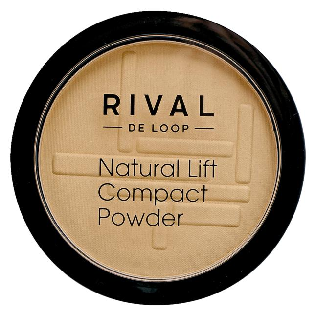 Rival de Loop Natural Lift Compact Powder 04 honey