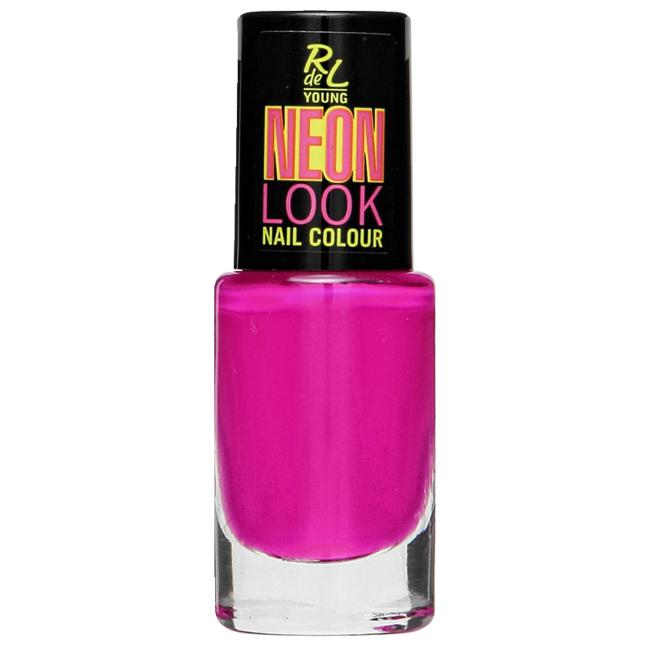 RdeL Young Neon-Look Nail Colour 03 carnival