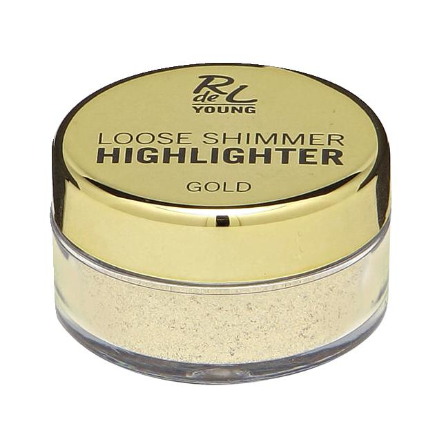 RdeL Young Loose Shimmer Highlighter 01 gold