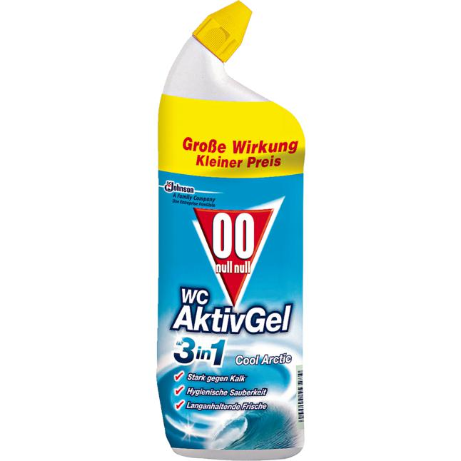 00 Null Null WC AktivGel 3in1 Cool Arctic 1.72 EUR/1 l