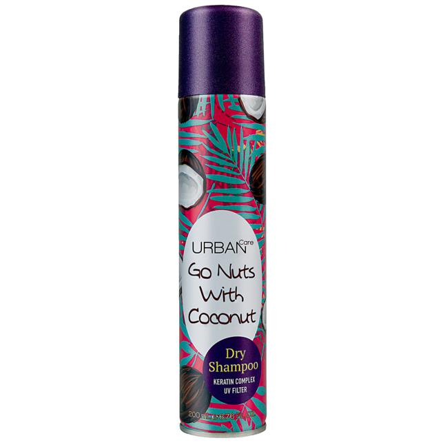 Urban Care natural`s Go Nuts with Coconut Dry Shampoo 2.00 EUR/100 ml