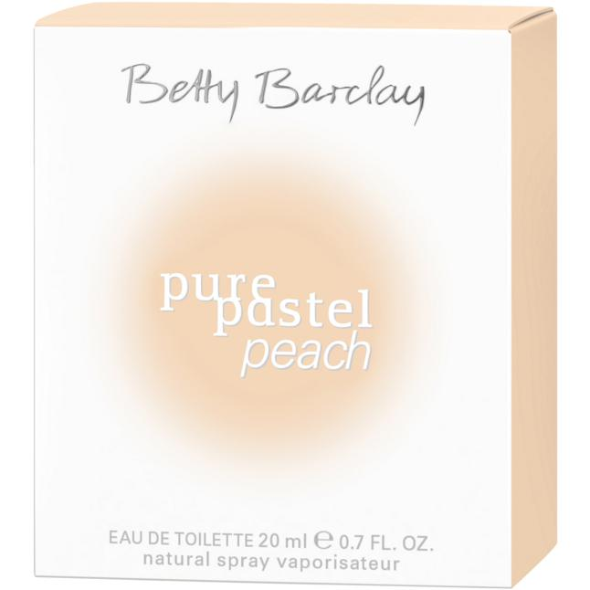 Betty Barclay Pure Pastel Peach Eau de Toilette 34.95 EUR/100 ml