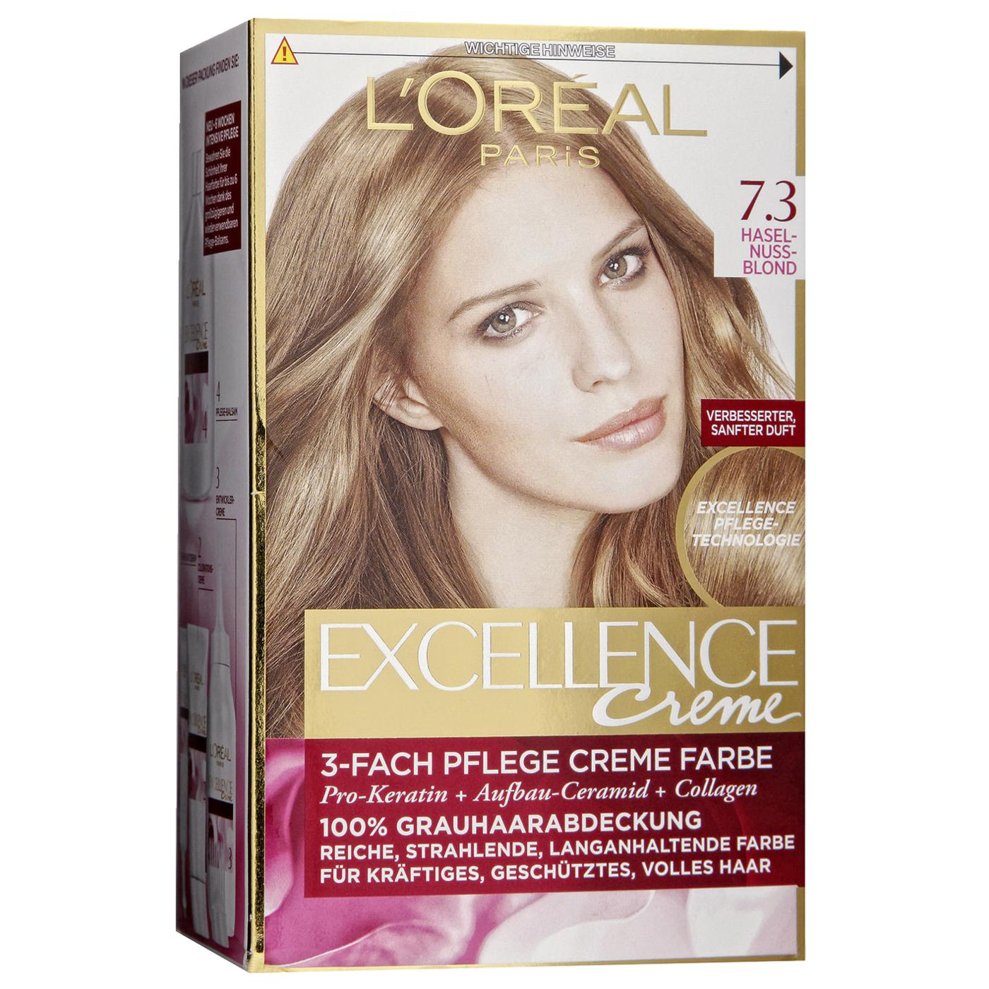Loréal Paris Excellence Creme Coloration Online Günstig Kaufen