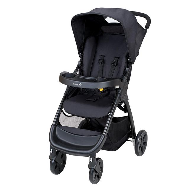 safety 1st buggy amble travelsystem full black online g nstig kaufen. Black Bedroom Furniture Sets. Home Design Ideas