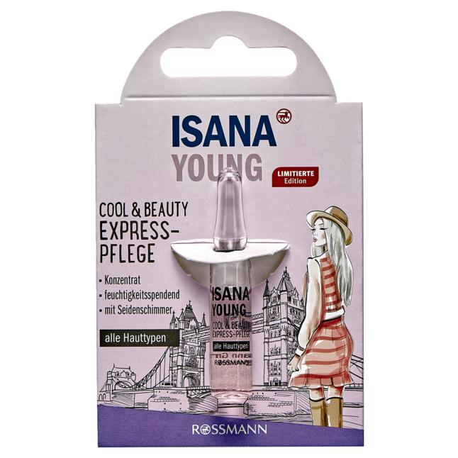 ISANA Young COOL & BEAUTY Express-Pflege
