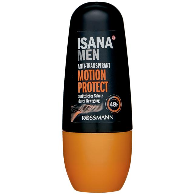ISANA men Deo Roll-On Motion Protect 1.10 EUR/100 ml