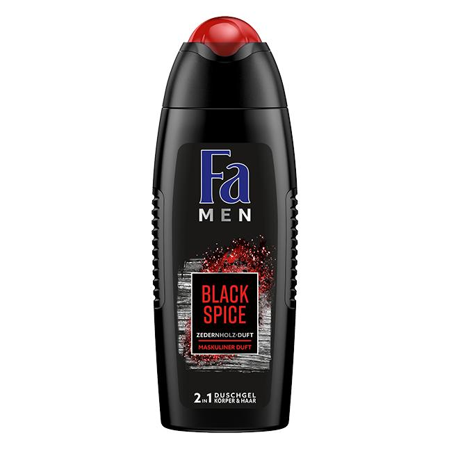 Fa Men 2in1 Duschgel Black Spice 0.54 EUR/100 ml
