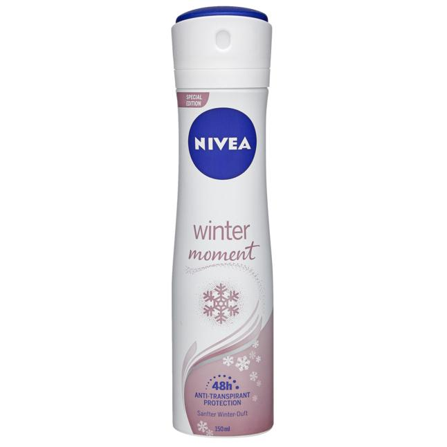 NIVEA Anti-Transpirant Spray Winter Moment 1.03 EUR/100 ml