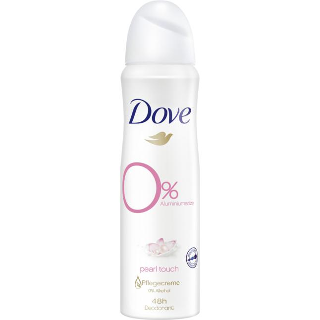 Dove Deodorant Spray pearl touch 0.97 EUR/100 ml