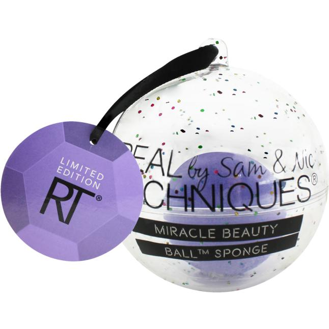 Real Techniques Let It Snow Ball Ornament