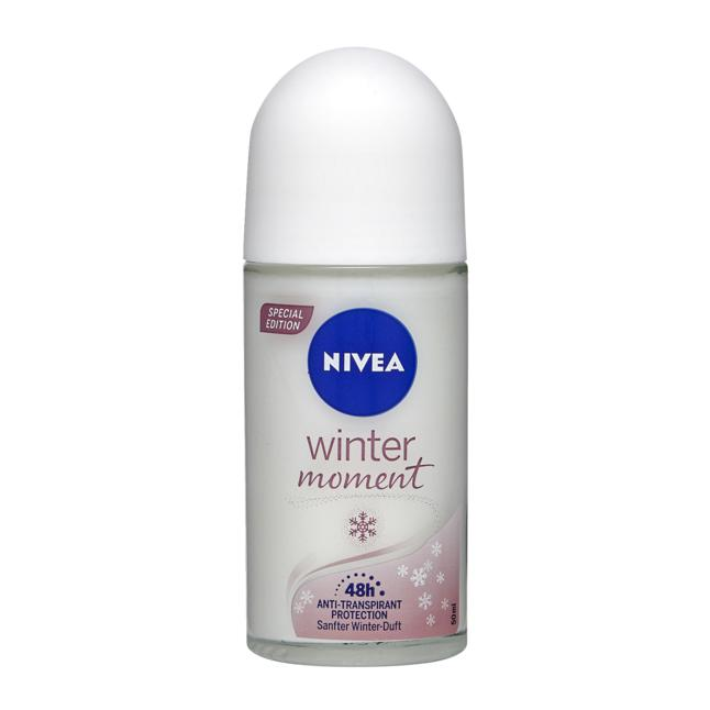 NIVEA Anti-Transpirant Winter Moment Roll-on 3.30 EUR/100 ml
