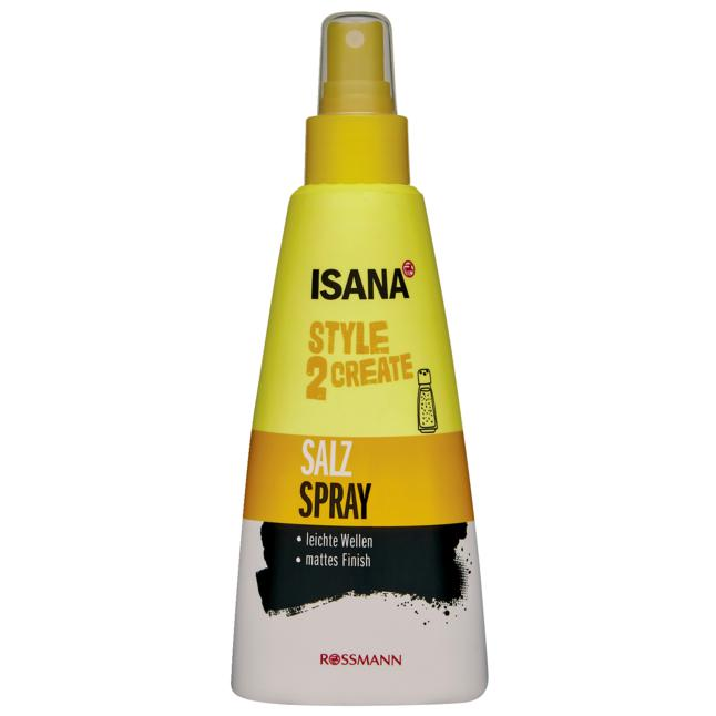 ISANA Style 2 Create Salzspray 0.75 EUR/100 ml