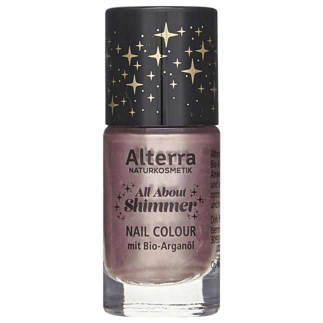 Alterra All About Shimmer Nagellack - 02 All About Metal