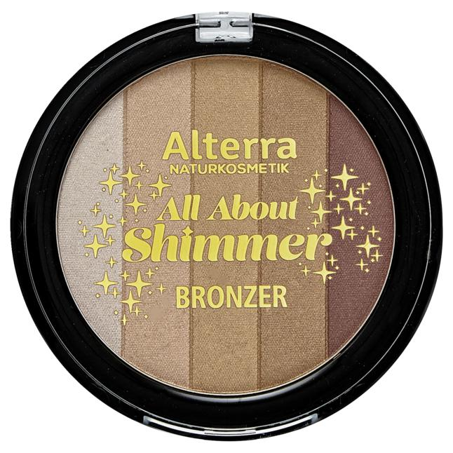 Alterra All About Shimmer Bronzer