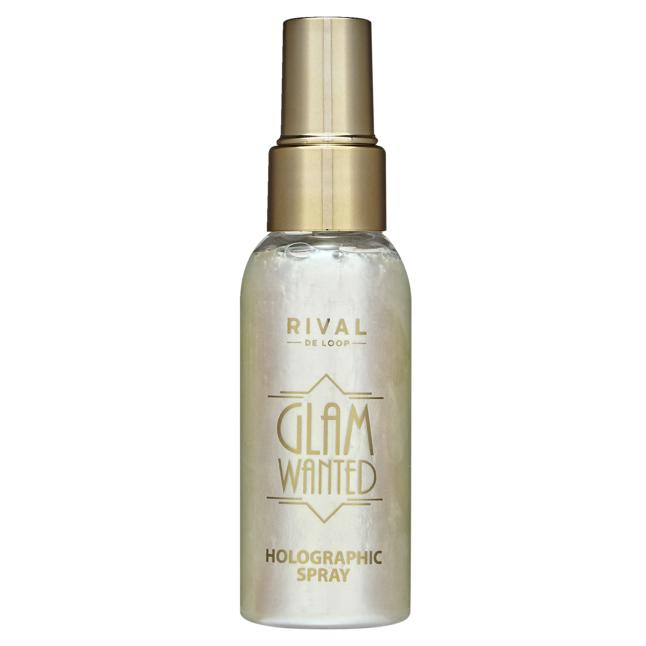 RIVAL DE LOOP Glam Wanted Holographic Spray