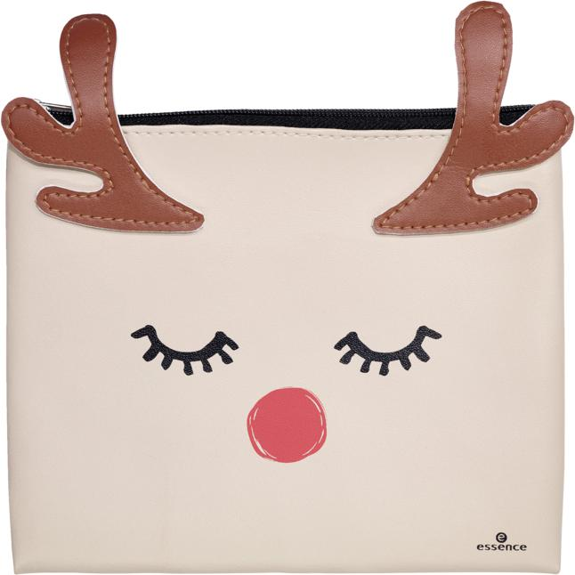 essence my deer rudolph cosmetic bag 01 from the north pole with love online g nstig kaufen. Black Bedroom Furniture Sets. Home Design Ideas