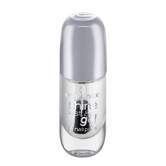 essence shine last & go! gel nail polish 01