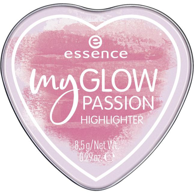 essence my glow passion highlighter
